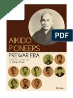 Aikido Pioneers Prewar Sample