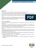 ISO 10002-Guia Para La Gestion de ion de Clientes
