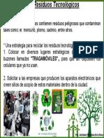 RESIDUOS TECNOLOGICOS. imprimir