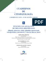 cuadernos de citopatologia