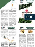 Bs006-8.2-00 Las Barricadas - Compacta