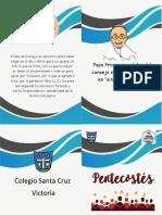 folleto pentecostes