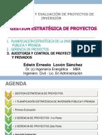 3 Gestion Estrategica de Proyectos