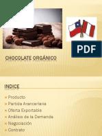 Chocolate Orgánico