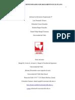informe experimento 9 calculo de coeficiente de rozamiento dinamico