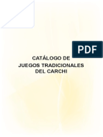 Revista Juegos Tradicionales