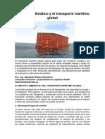 El cambio climático y el transporte marítimo global.pdf