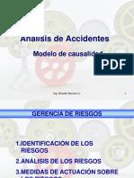 Análisis Accidentes Método de Causalidad - Copia