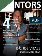 MENTORS Magazine Issue 1