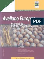 Manual Plantacion y Manejo Avellano Europeo