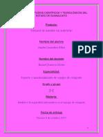 Anahi Gonzalez Felix 3E Practica de Antivirus