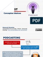 Guion para podcast