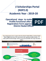 Operational Manual After Approval