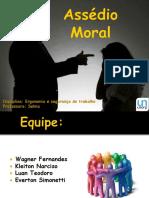 Assedio Moral Geral