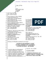 E-filed - Fraihat v ICE Complaint to File 8 19