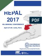 REPAL 2017 Program