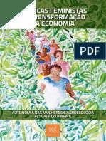 Práticas feministas de transformação da economia