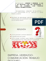 EMPRESA- LIDERAZGO- COMUNICACIÓN- TRABAJO EN EQUIPO.pptx