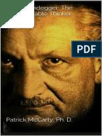Martin Heidegger_ the Indispensable Thinker (ICG Scholarly Series Book 9)