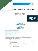 Desafio Profissional -Adm -7-8 - TEMOS PRONTO 38 99890 6611
