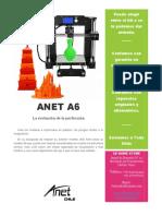 Anet A 6