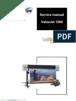 Mutoh 1324 Service Manual