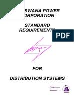 Botwana Power SRDS_contractors REQUIREMENT