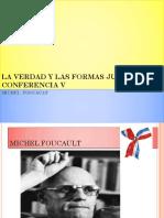 Power La Verdad y Las Formas Jurídicas Conferencia V