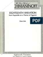 18th Variation - Rachmaninoff (2)