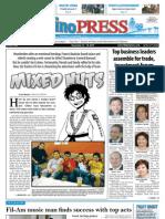 Filipino Press Digital Edition | Nov. 13-19, 2010