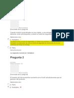 Evaluaciones Administración de Procesos II