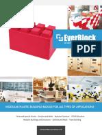 EverBlock Systems - Modular Building Blocks - Brochure 2019