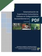 Guatemala experiencias exitosas de Gobernabilidad