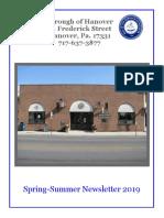 Spring Summer Newsletter 2019 FINAL 3