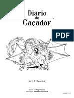 Diário do Caçador - Bestiário