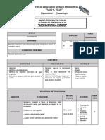 Ficha 3 Decoloracion Capilar