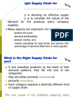 ..Right Supply Chain