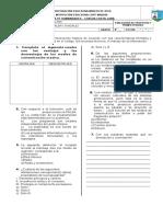 Evaluación de Propósito 1