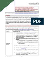 Australian Government Rtp Scholarship Info Pack