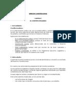 Derecho Constitucional (resumen ML)