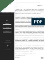 Yigit Mert KARAMAN Cover Letter PDF