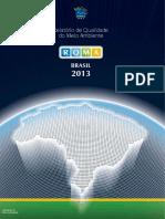 Relatório de Qualidade Ambiental - RQMA - 2013