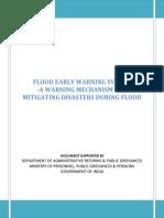 Flood Early Warning System FLEWS