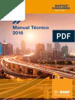 Manual Técnico Impermeabilização BASF 2016