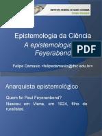 A epistemologia de Feyeraband