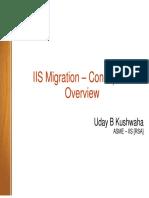 IIS Migration