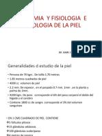 Anatomimia y Fisiologia e Histologia de La Piel