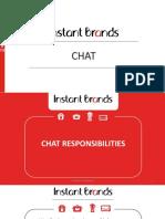 Chat TrAining
