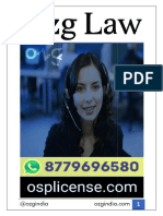 VoIP - Voice Over Internet Protocol Technology License Consultant - OZG INDIA