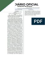 DOM 26-07-2019 - Extrato Do Termo de Adjudicação e Homologação - PP 059-2019